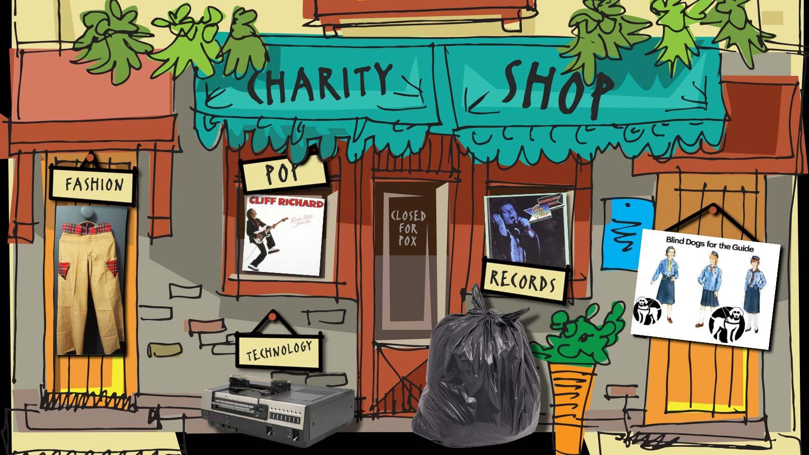 The Macc Lads Charity Shop