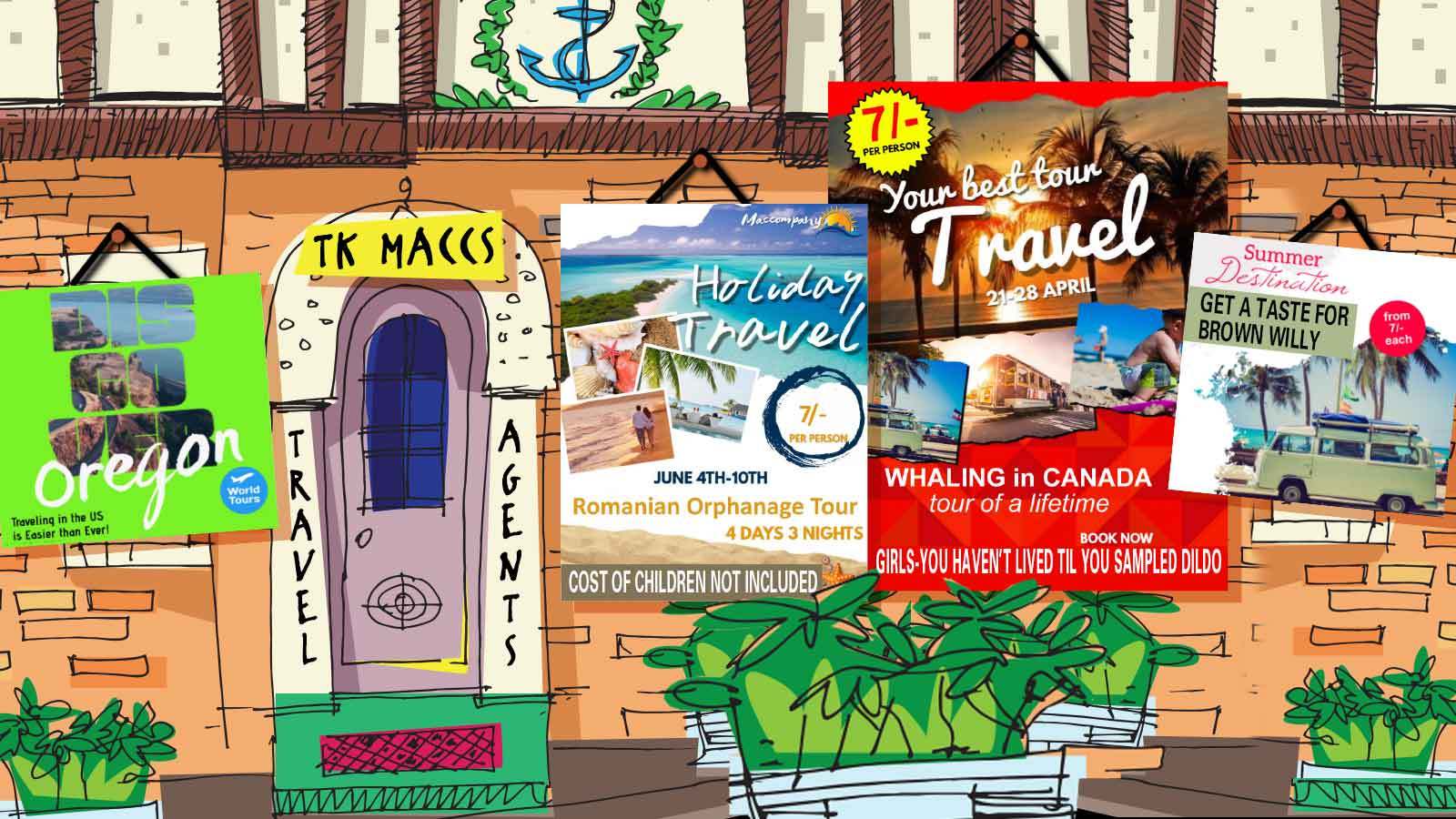 Macc World Travel Agent