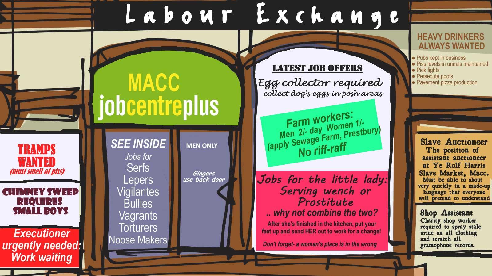 Macc World Job Centre